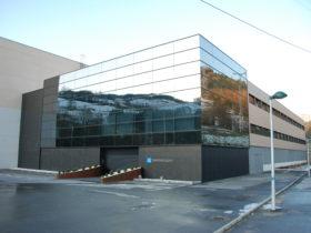 Exterior oficinas danobat