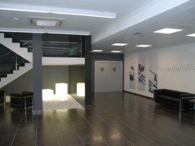 interior oficinas danobat